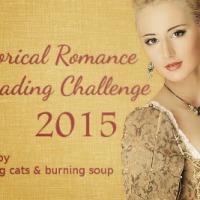 2015 Historical Romance Reading Challenge (goals)