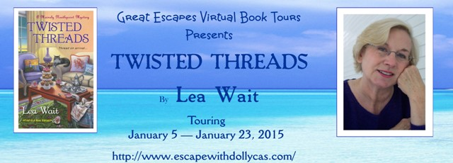 TOUR: Twisted Threads, Indeed