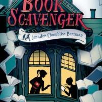 Book Scavenger (Jennifer Chambliss Bertman)
