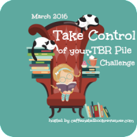 Take Control of Your TBR Pile — challenge sign-up