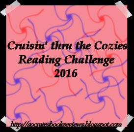 Cruisin' Thru the Cozies 2016