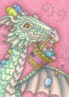Easter-dragon_pink