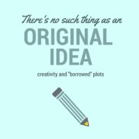 There's No Such Thing as an Original Idea: Creativity and Borrowed Plots