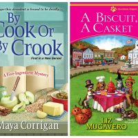 7th Blogoversary Giveaway #2: Two Cozy Mysteries!
