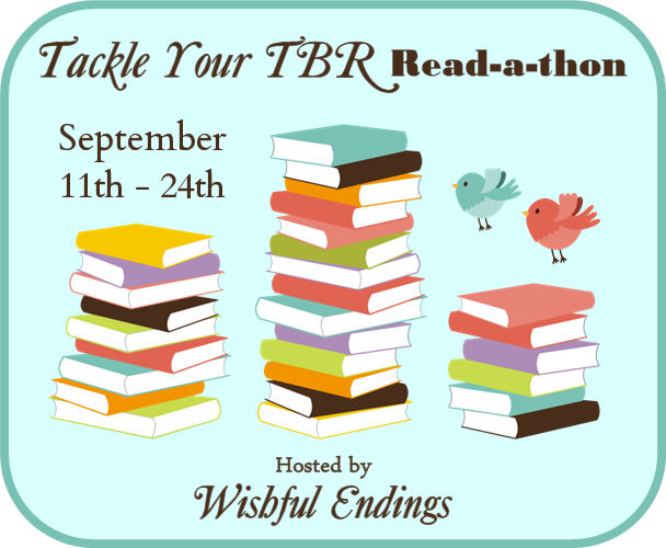 Tackle Your TBR Read-a-thon 2017