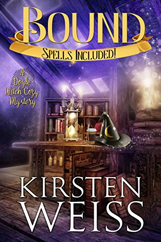 book cover: Bound by Kirsten Weiss