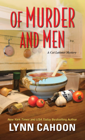 TOUR: Of Murder and Men by Lynn Cahoon (with guest post)