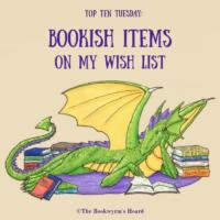 Bookish Items On My Wish List