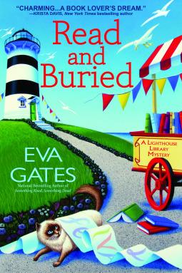 Read and Buried by Eva Gates — blog tour