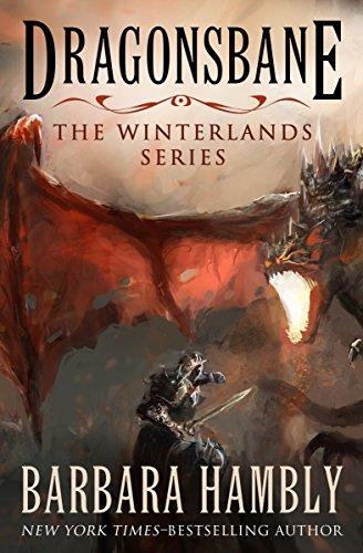 Book cover: Dragonsbane by Barbara Hambly