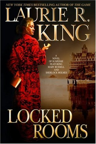 Book cover: Locked Rooms by Laurie R. King