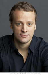 Author photo: Charles Finch