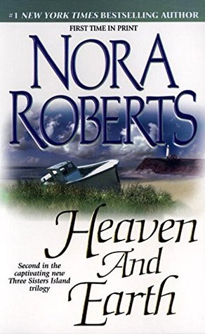 Book cover: Heaven and Earth by Nora Roberts