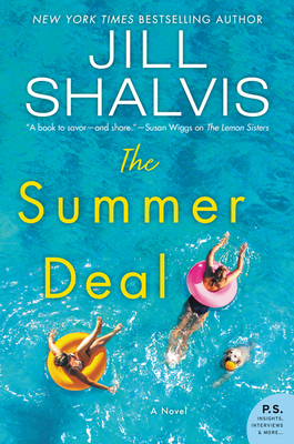 Book cover: The Summer Deal by Jill Shalvis