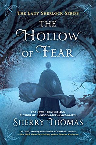 Book cover: The Hollow of Fear by Sherry Thomas