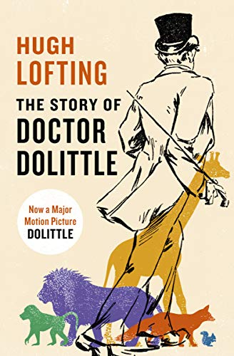 Book cover: The Story of Doctor Dolittle by Hugh Lofting