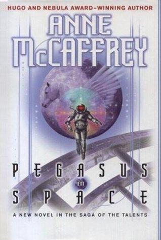 Book cover: Pegasus in Space by Anne McCaffrey