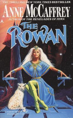 Book cover: The Rowan by Anne McCaffrey