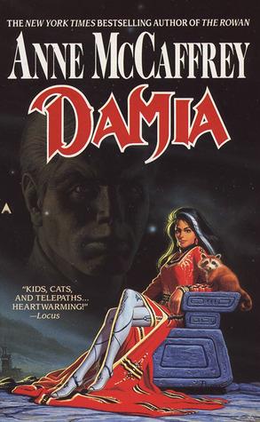 Book cover: Damia by Anne McCaffrey
