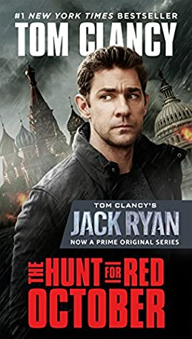 Book cover: The Hunt for Red October by Tom Clancy