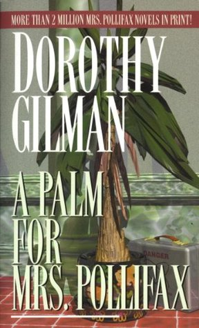 Book Cover: A Palm for Mrs. Pollifax, by Dorothy Gilman