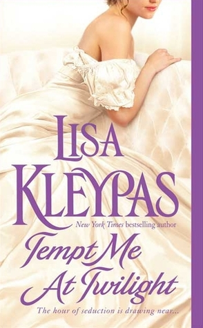 Book cover: Tempt Me at Twilight, by Lisa Kleypas
