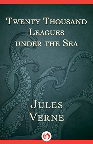 Book cover: Twenty Thousand Leagues Under the Sea by Jules Verne