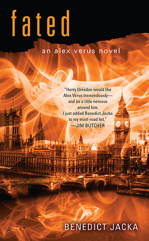Book Cover: Fated by Benedict Jacka