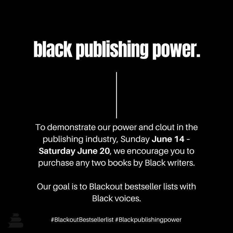 Support Black Authors (reprise)
