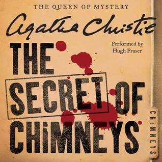 Audiobook Cover: The Secret of Chimneys, by Agatha Christie