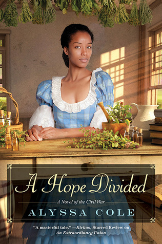 Book cover: A Hope Divided, by Allysa Cole