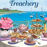 Tea & Treachery, by Vicki Delany (with a guest post by the author)