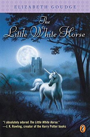 Book cover: The Little White Horse by Elizabeth Goudge
