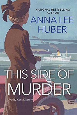 Book Cover: This Side of Murder, by Anna Lee Huber