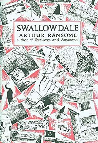 Book cover: Swallowdale, by Arthur Ransome
