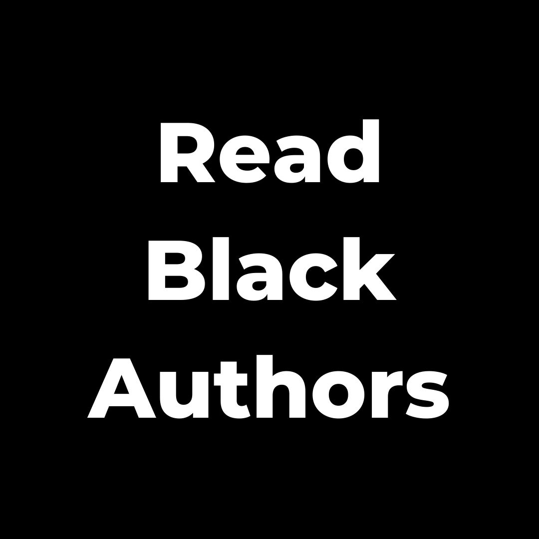 Graphic: Read Black Authors