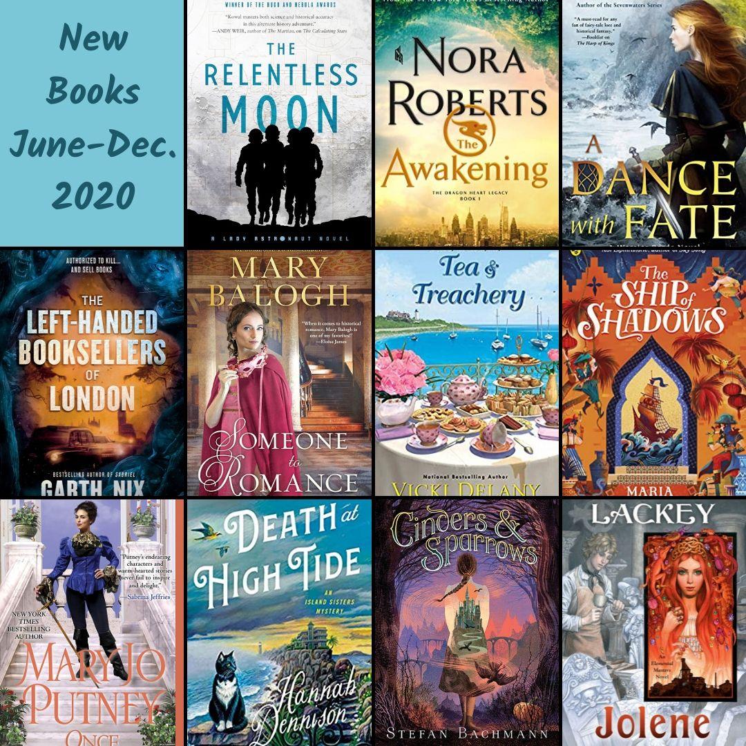 Forthcoming books, June - December 2020