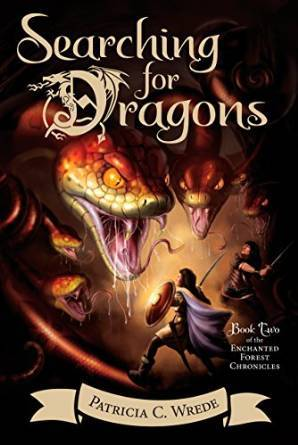 Book Cover: Searching for Dragons, by Patricia C. Wrede