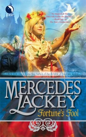 Book cover: Fortune's Fool, by Mercedes Lackey