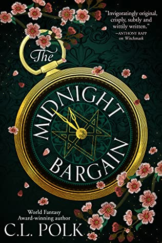 Book cover: The Midnight Bargain, by C. L. Polk