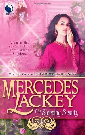 Book cover: The Sleeping Beauty, by Mercedes Lackey