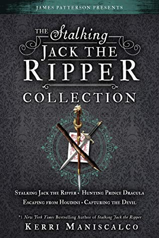 Book cover: The Stalking Jack the Ripper Collection (box set), by Kerri Maniscalco