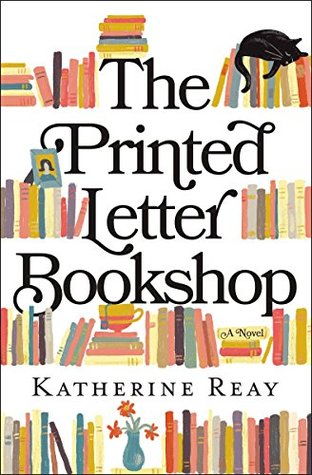 Book cover: The Printed Letter Bookshop