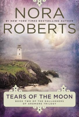 Book cover: Tears of the Moon, by Nora Roberts