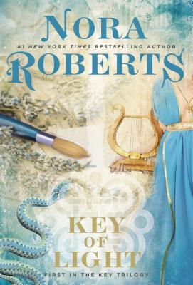 Book cover: Key of Light, by Nora Roberts