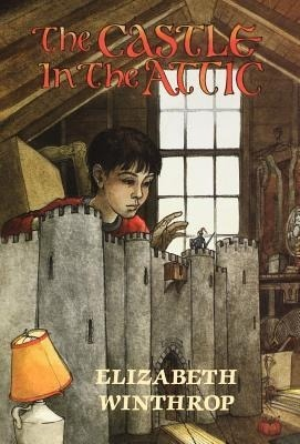 Book cover: The Castle in the Attic, by Elizabeth Winthrop