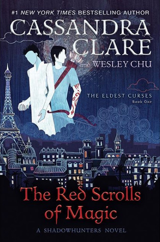 Book cover: The Red Scrolls of Magic, by Cassandra Clare & Wesley Chu