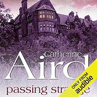 Audiobook cover: Passing Strange, by Catherine Aird