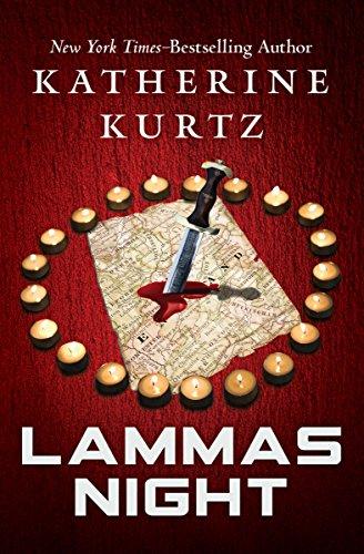 Book cover: Lammas Night, by Katherine Kurtz