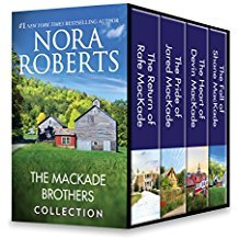 Book cover: The MacKade Brothers Collection, by Nora Roberts